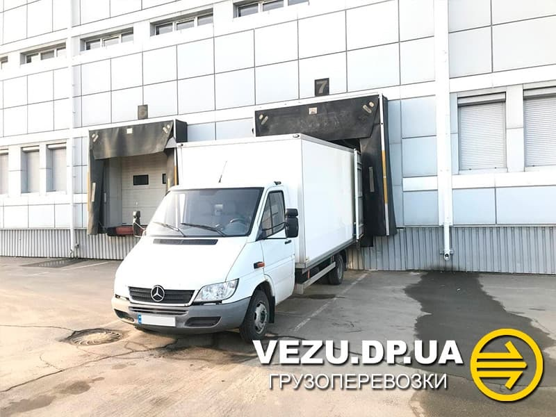 Грузоперевозки Днепр-Мелитополь