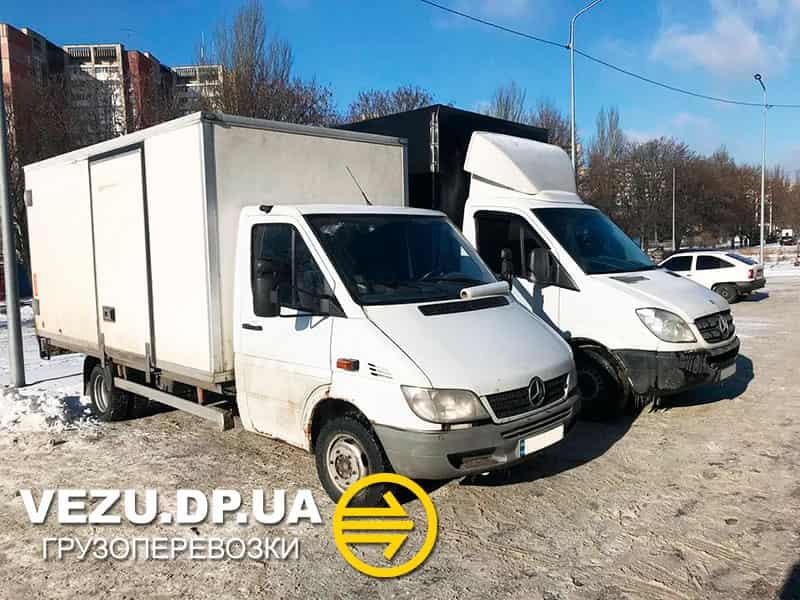 Грузоперевозки Днепр-Одесса