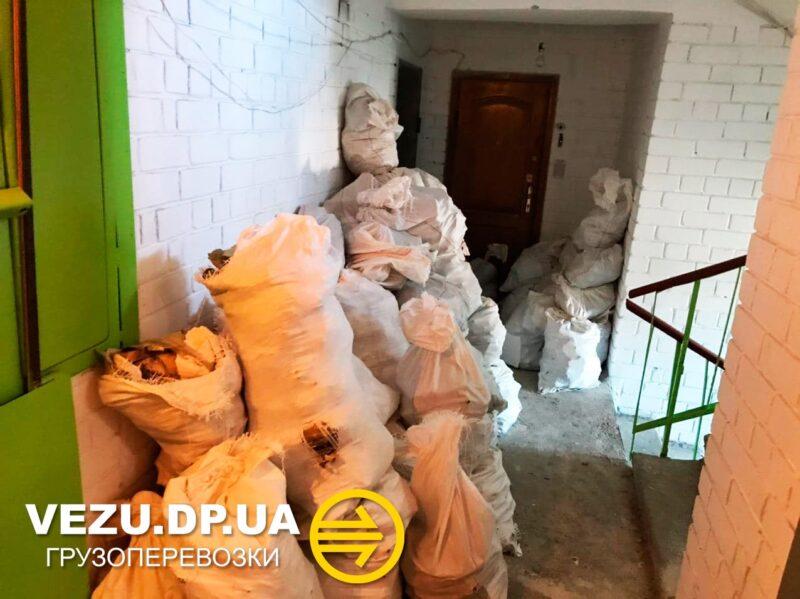 Вывоз строительного мусора ж/м Тополь 1,2,3