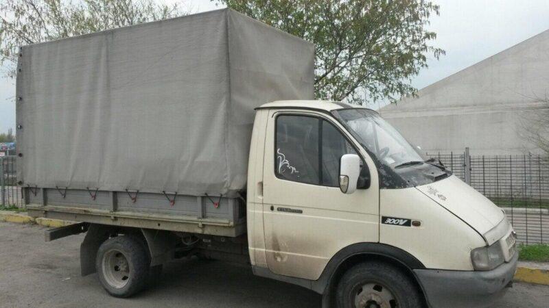 Газель для вывоза мусора в днепре