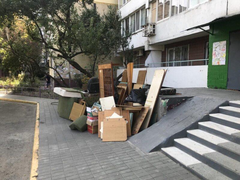 Вывоз мебели днепр
