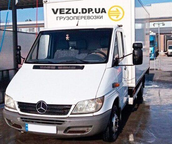 Грузоперевозки Днепр-Бердянск